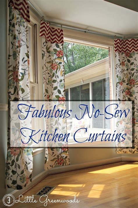 Sew Kitchen Curtains 491 Best Drapes Curtains Panels And More Images On Curtains Window Treatments And