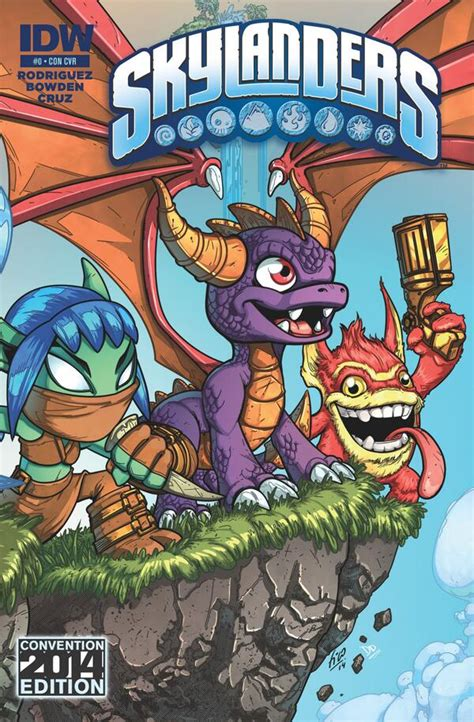 Kaos Comic Book 13 darkspyro spyro and skylanders forum skylanders trap
