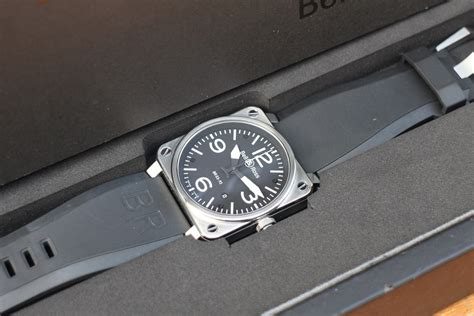 Jam Bell And Ross jam tangan for sale bell ross aviation br 03 92 steel