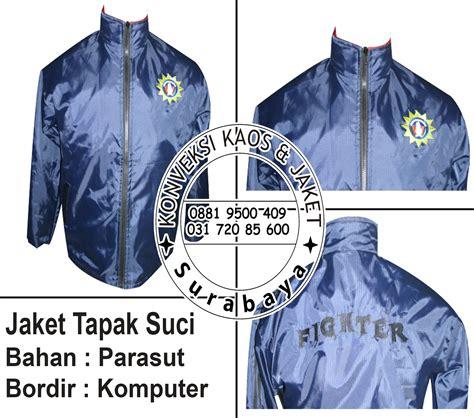 Jaket Parasut Yang Tidak Panas order jaket parasut murah di surabaya konveksi surabaya
