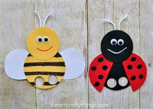 paper plate puppets templates incredibly bee finger puppets craft i crafty