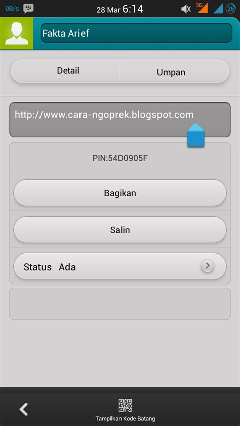tutorial android mod mod bbm keren untuk android tutorial seputar android