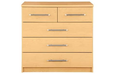 Beech Bedroom Drawers by Chest Of Drawers 3 2 Beech Bedroom Furniture 5 Drawer Set