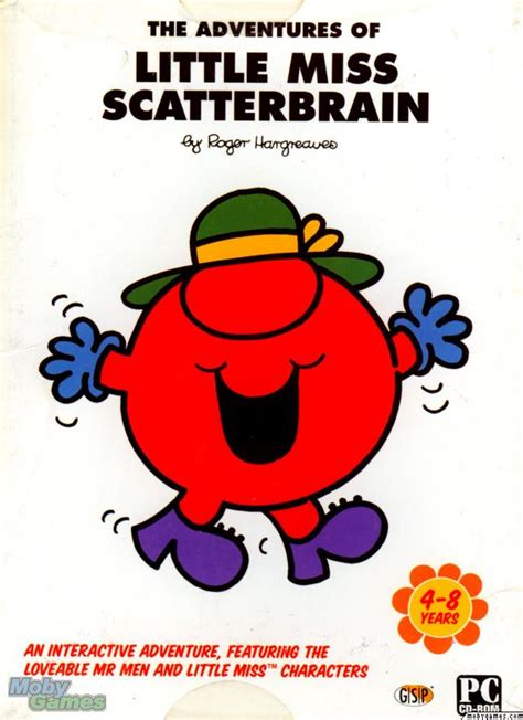 scatterbrain books the adventures of miss scatterbrain mr wiki