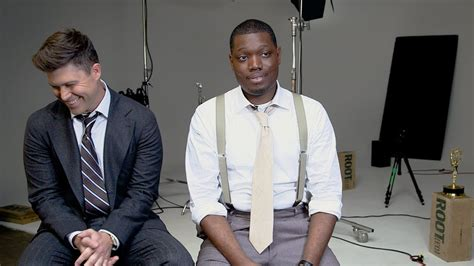 michael che youtube michael che and colin jost turn the emmys into snl youtube