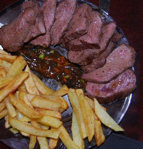 cetin 187 chateaubriand home made cu sos chinezesc
