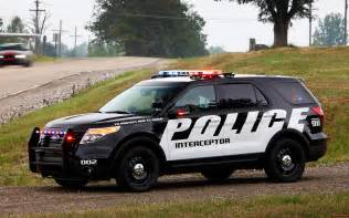 Ford Cop Cars Ford Explorer Interceptor Suv Popular Cruiser