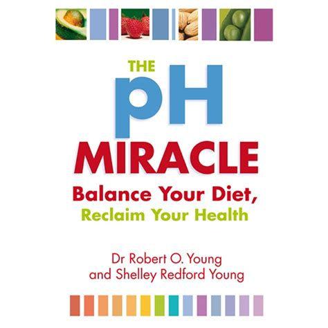 ph miracle by robert o diets healthy
