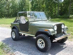 79 Jeep Cj7 Any Jeep Enthusiasts Among Us Teamtalk