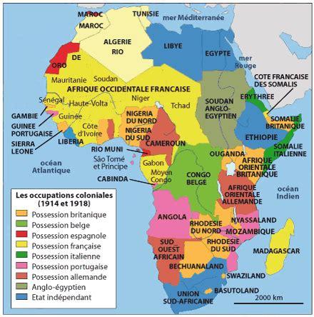 1294117718 partage de l afrique exploration colonisation bref r 233 sum 233 de la colonisation en afrique universal