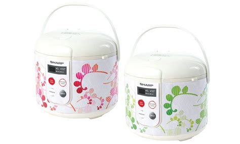 Rice Cooker Sharp Ks M18l W rice cooker ks t18tl terbaik dari sharp untuk