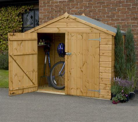sallas garden storage bike shed