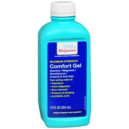 gel comfort walgreens comfort antacid max walgreens