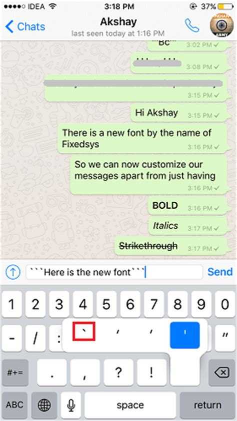 whats app style photos how to change whatsapp font style while sending messages