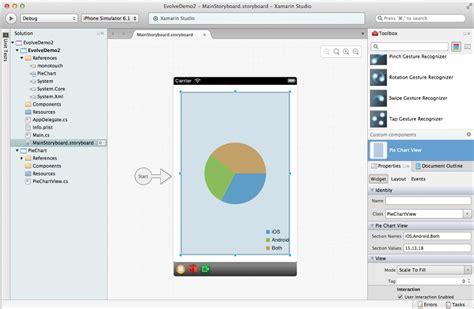 layout xamarin studio hands on xamarin studio s powerful new ios designer