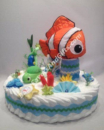 Nemo Baby Shower Cake by 1000 Ideas About Baby Shower Mario On Hello Photos Mario Birthday And