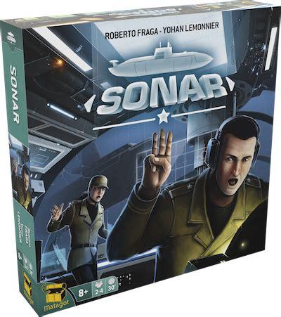 Captain Sonar Original sonar asmodee