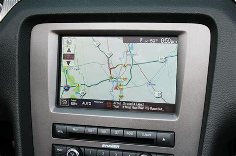 motor repair manual 1997 ford mustang navigation system aftermarket navigation system ford edge
