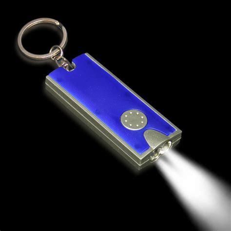 Key Of Light rectangle light up key chain flashlight direct to