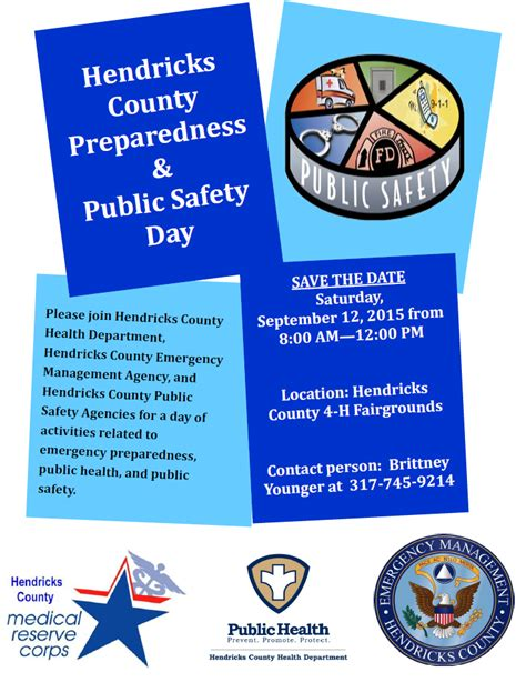 Lu Emergency Xrb preparedness and safety day to educate residents on