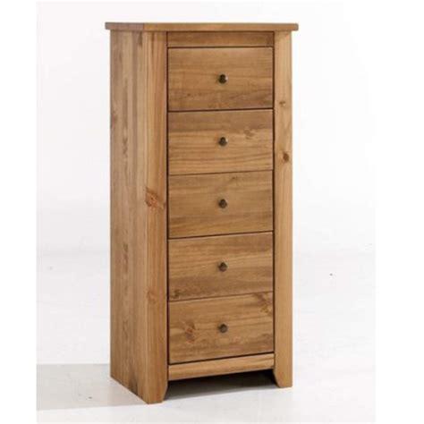 tall boy dresser dimensions lpd havana pine 5 drawer solid pine tall boy furniture123