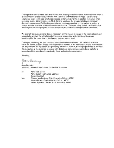 business letter closing i remain aade letter opposing ab 1893