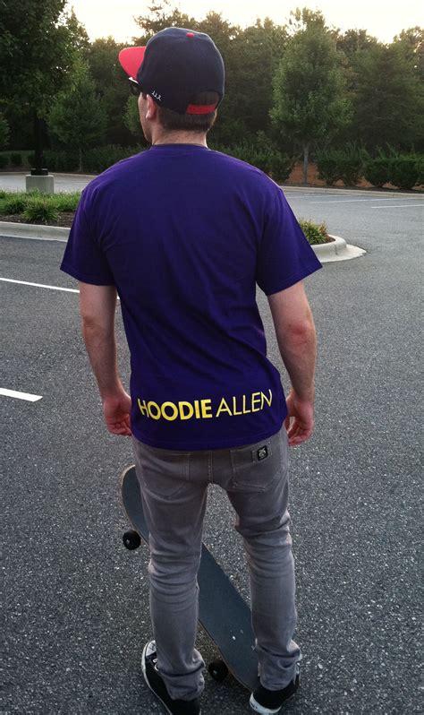 Who Wants Allen Swag by Ha Logo T Purple 183 The Hoodie Allen Swag Shop 183