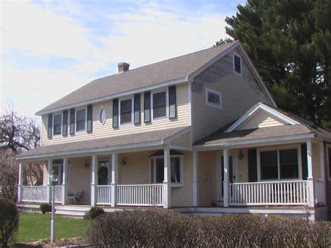 spectacular farmers porch home plans blueprints