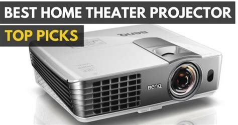Best Small Home Theater Projector Best Projector Screen 2017