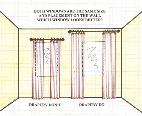 how to hang window curtains 1000 images about curtain do s and don ts on pinterest