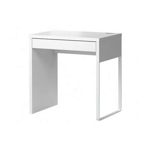 ikea micke children desk computer workstation table white
