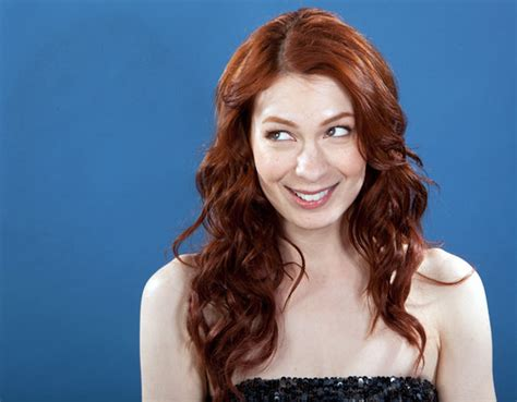 what is felicia days natural hair color felicia day expands her awesome empire with geek sundry