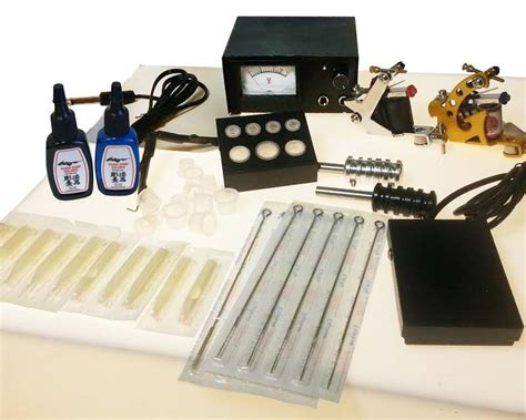 tattoo equipment for sale canada starter case kit 0 starter tattoo kits tattoo kits