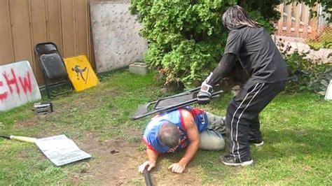 chw backyard try out match scythe vs innovator chw backyard