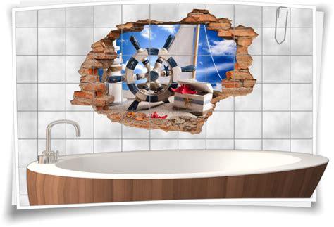 Folien Aufkleber Maritim by Fliesenaufkleber Aufkleber Wanddurchbruch Maritim