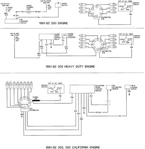 chevy 350 lt1 spark wiring diagram chevy get free image about wiring diagram