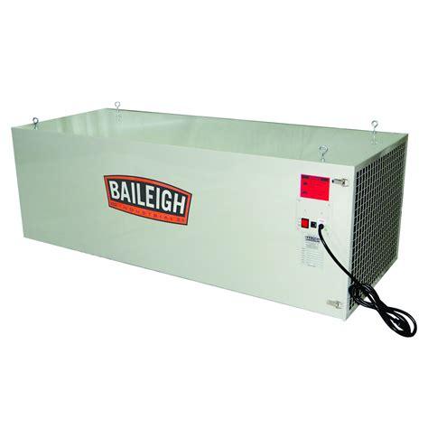 air filtration system air filtration system afs 2400 baileigh industrial
