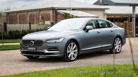 Volvo S90 2017 Review by 2017 Volvo S90 Inscription Review Caradvice