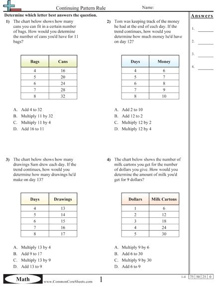 patterns algebra activities 25 best algebra and patterning images on pinterest