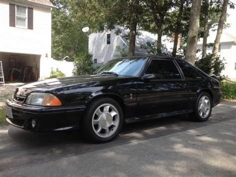 93 mustang for sale clean 99 stock 1993 ford mustang cobra for sale