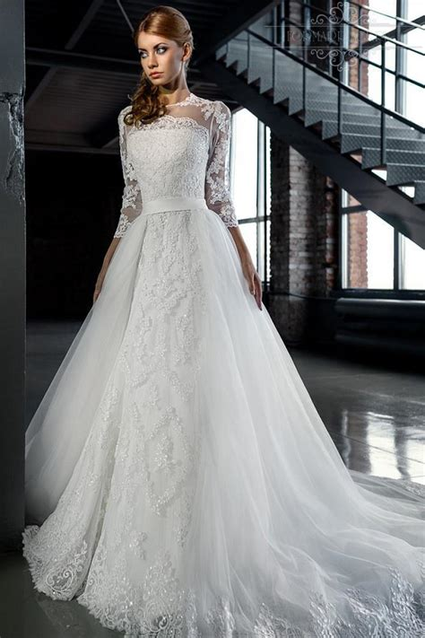 Winter Wedding Gowns by Sleeved Winter Wedding Dresses Wedding Dresses In Jax