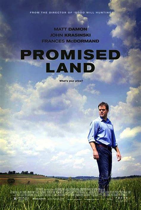 film promised land promised land original movie poster matt damon 27 quot x