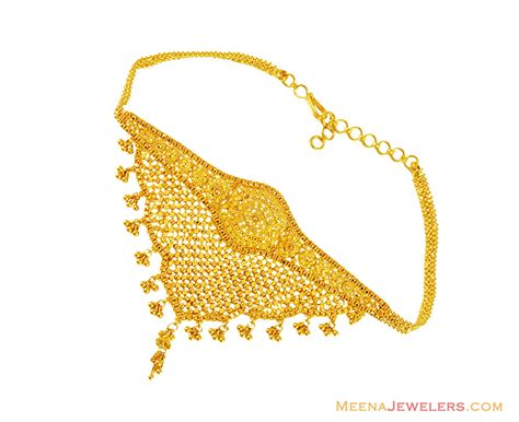 Bajubandh Images 22k exclusive gold vanki msbb11634 22k yellow gold bajubandh also known as vanki