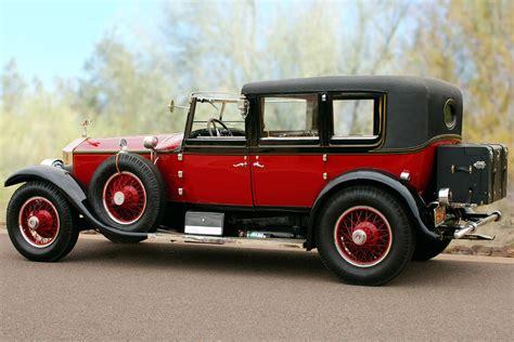 1928 Rolls Royce by 1928 Rolls Royce Phantom 1 By Reger