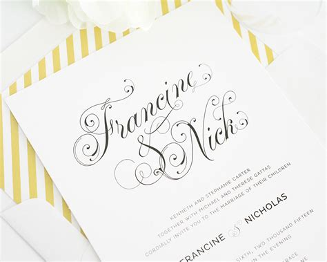 Wedding Invitation Font On Word by 16 Calligraphy Fonts For Wedding Invitations Images