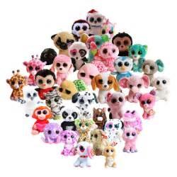 15cm ty big eyes soft plush toy stuffed animal doll