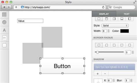 html design tool open source stylo open source web app designer tool web resources