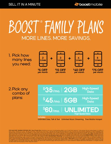 new family new family plans coming to boost mobile april 20 five