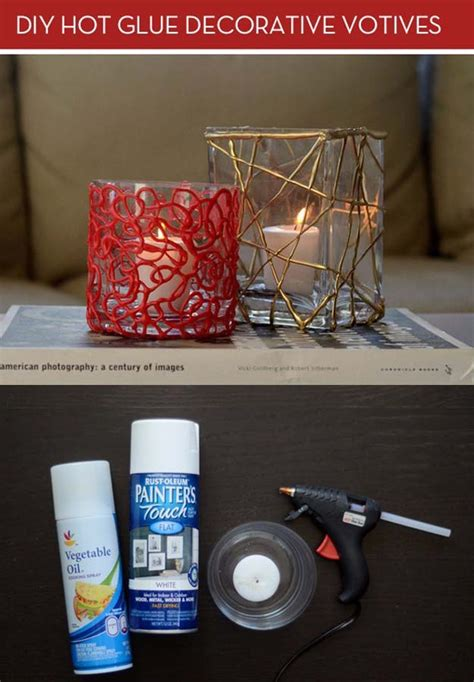 Cheap Cute Home Decor by 38 Unbelievably Cool Things You Can Make With A Glue Gun