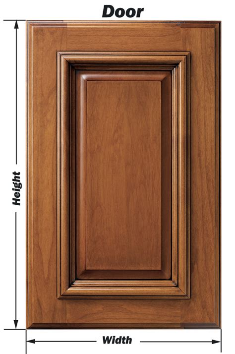 How To Measure For Cabinet Doors And Drawer Fronts Measuring Cabinet Doors